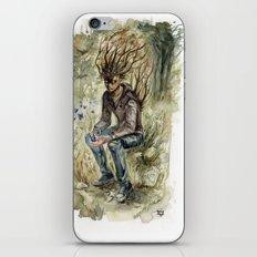 Spirit Of Trees iPhone & iPod Skin