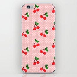 Cherry Bon Bon iPhone Skin