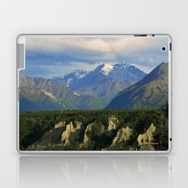Northern Chugach Mountains Laptop & iPad Skin