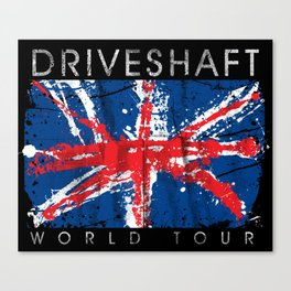 Driveshaft Canvas Print