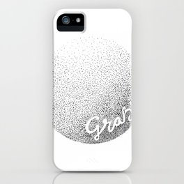Grazie iPhone Case