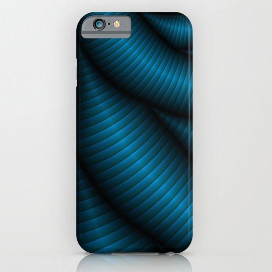 Blue Vibe iPhone & iPod Case