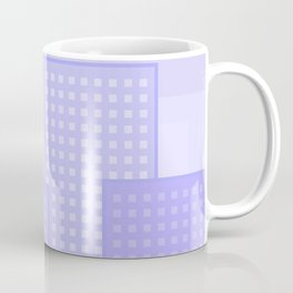 pretty city blue Coffee Mug