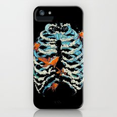 FISH BONE iPhone (5, 5s) Slim Case