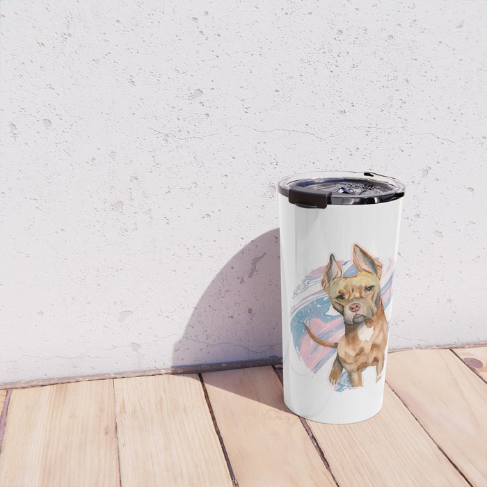 Bunny Ears Travel Mug
