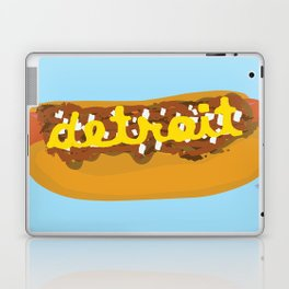 Detroit Coney Laptop & iPad Skin