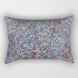 #15 Painting Rectangular Pillow