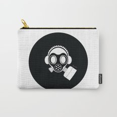 Post World Zuno : Gas Mask 04 Carry-All Pouch