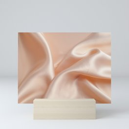 Nude Silk Mini Art Print