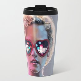 Electrick Girl Travel Mug