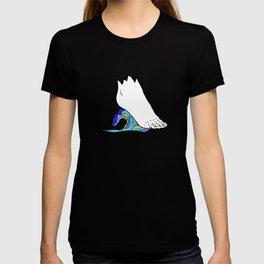 High heel T-shirt