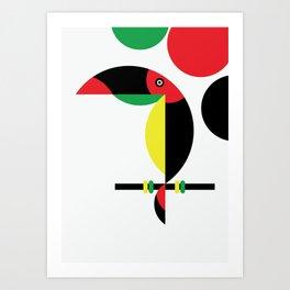 Tucan Art Print