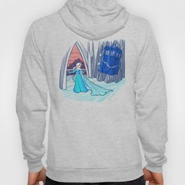 Frozen in Time and Space Hoody