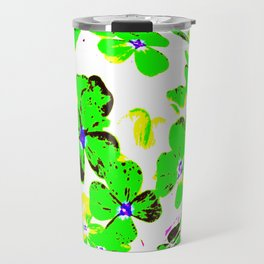 Floral Easter Egg Travel Mug