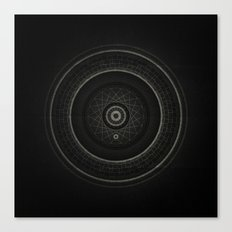 Inner Space 4 Canvas Print