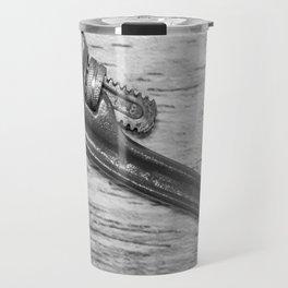 Pipe Wrench - BW Travel Mug