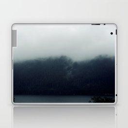misty mountains 02 Laptop & iPad Skin