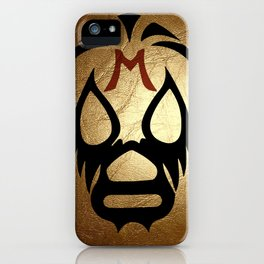 Mil caras iPhone Case