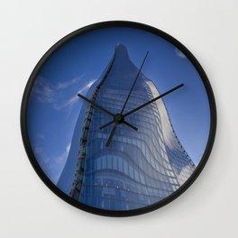 The Shard Condom Wall Clock