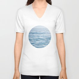 Oblò: Oh, the Sea! Unisex V-Neck
