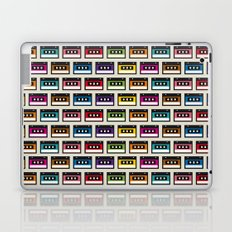 Mix tapes Laptop & iPad Skin