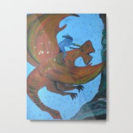 AVATAR 2016 86cmx72cmx2cm Metal Print