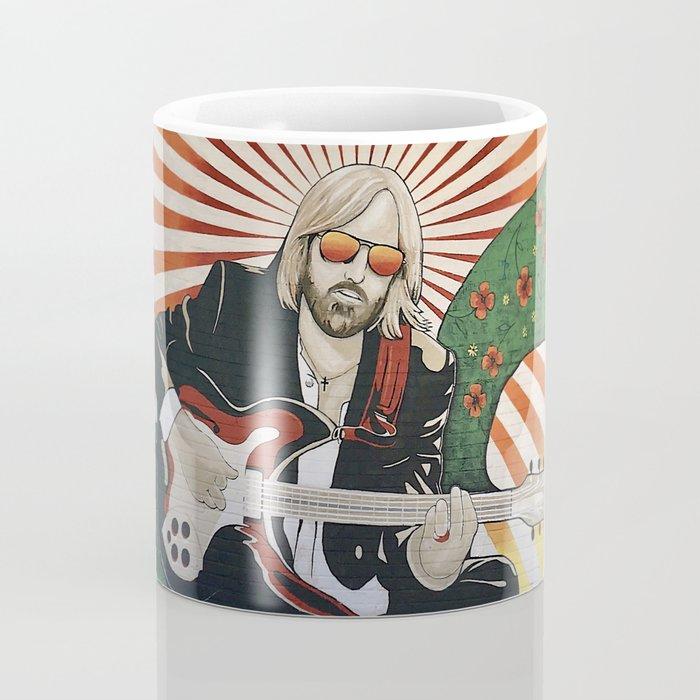 Wildflowers (Tom Petty Tribute Mural, Gainesville) Coffee Mug