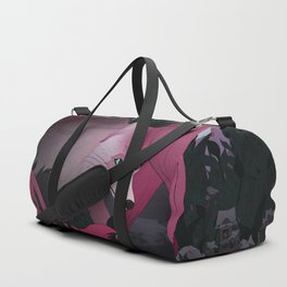 Spirits of the forest Duffle Bag