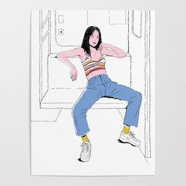 Manic pixie Poster