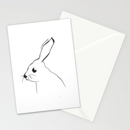 Mr Hare Stationery Cards