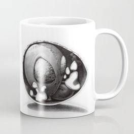 Alien Baby Has Questions Coffee Mug