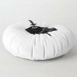 sacrifice Floor Pillow