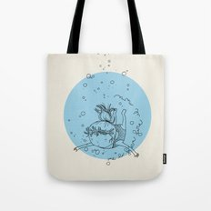Sea. Tote Bag