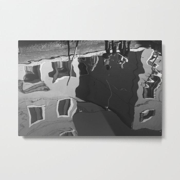 Reflektor Metal Print