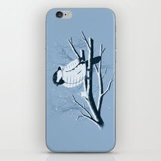 North For The Winter. iPhone & iPod Skin