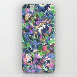 Flower Explosion iPhone Skin