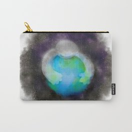 Hug the World Carry-All Pouch
