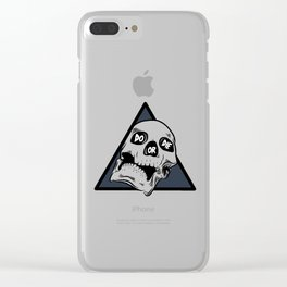 Do or Die Clear iPhone Case