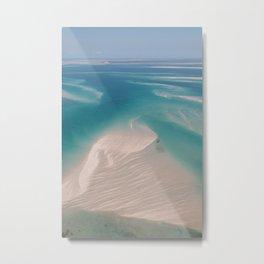Bazaruto Archipelago III Metal Print