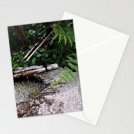 shishi-odoshi  Stationery Cards