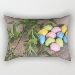 Easter Eggs 20 Rectangular Pillow