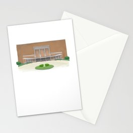 Packard Music Hall Stationery Cards