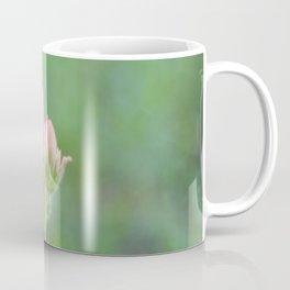 Pink Paintbrush Coffee Mug