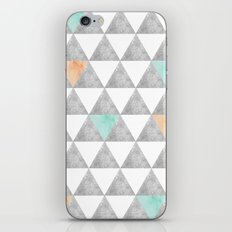 Tri-angle iPhone & iPod Skin
