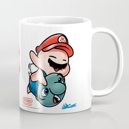 SUPER BECCI BROS. (V1) Coffee Mug