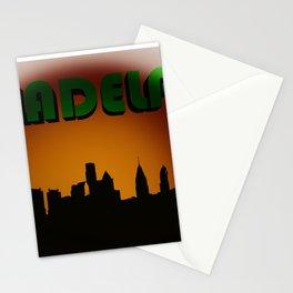 Philadelphia-burst Stationery Cards