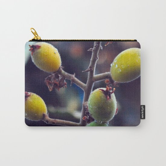 Exotic Fruits - Botanical Garden Carry-All Pouch