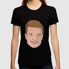 Josh Hutcherson Vector T-shirt