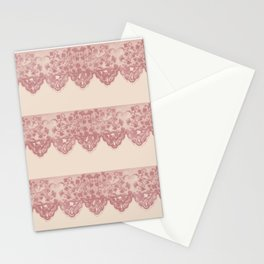 Sweet Lace Stationery Cards