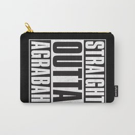 Straight Outta Agrabah Carry-All Pouch